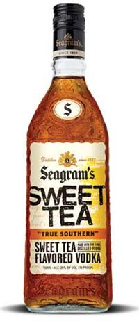 Seagram Vodka Sweet Tea